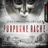 Hörbuch Cover: Purpurne Rache (Download)