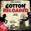 Hörbuch Cover: Jerry Cotton, Cotton Reloaded, Folge 55: 1881 - Serienspecial (Ungekürzt) (Download)