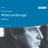 Hörbuch Cover: Wettervorhersage (Download)