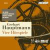 Hörbuch Cover: Vier Hörspiele (Download)