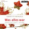 Hörbuch Cover: Was alles war (Download)
