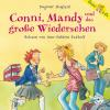Hörbuch Cover: Conni & Co, Folge 6: Conni, Mandy und das große Wiedersehen (Download)