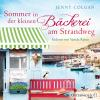 Hörbuch Cover: Sommer in der kleinen Bäckerei am Strandweg (Download)