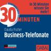 Hörbuch Cover: 30 Minuten Business-Telefonate (Download)