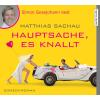 Hörbuch Cover: Hauptsache, es knallt (Download)
