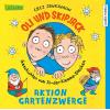 Hörbuch Cover: Oli und Skipjack - Aktion Gartenzwerge (Download)