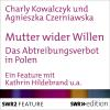 Hörbuch Cover: Mutter wider Willen (Download)