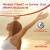 Hörbuch Cover: Mentale Fitness in kurzer Zeit: Atem-Entspannung (Download)