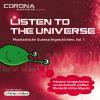 Hörbuch Cover: Listen to the Universe - Phantastische Gutenachtgeschichten, Vol. 1 (Download)