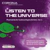 Hörbuch Cover: Listen to the Universe - Phantastische Gutenachtgeschichten, Vol. 2 (Download)