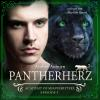 Hörbuch Cover: Pantherherz, Episode 3 - Fantasy-Serie (Download)