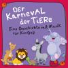 Hörbuch Cover: Der Karneval der Tiere (Download)