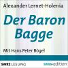 Hörbuch Cover: Der Baron Bagge (Download)