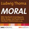 Hörbuch Cover: Moral (Download)