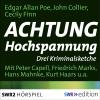 Hörbuch Cover: Achtung Hochspannung (Download)