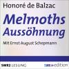 Hörbuch Cover: Melmoths Aussöhnung (Download)