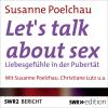 Hörbuch Cover: Let's talk about sex (Download)