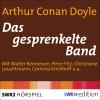 Hörbuch Cover: Das gesprenkelte Band (Download)