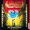 Hörbuch Cover: Tombquest - Die Schatzjäger. Hüter des Amuletts (Download)