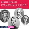 Hörbuch Cover: GroÃ?e Erfinder: Kommunikation (Download)