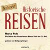 Hörbuch Cover: Die Reise des Venezianers Marco Polo im 13. Jahrhundert (Download)
