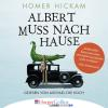 Hörbuch Cover: Albert muss nach Hause (Download)