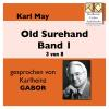 Hörbuch Cover: Old Surehand I (3 von 8) (Download)