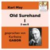Hörbuch Cover: Old Surehand I (5 von 8) (Download)