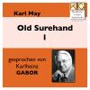 Hörbuch Cover: Old Surehand I (Download)