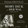 Hörbuch Cover: Moby Dick oder Der Wal (Download)