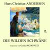 Hörbuch Cover: Die wilden Schwäne (Download)
