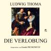 Hörbuch Cover: Die Verlobung (Download)